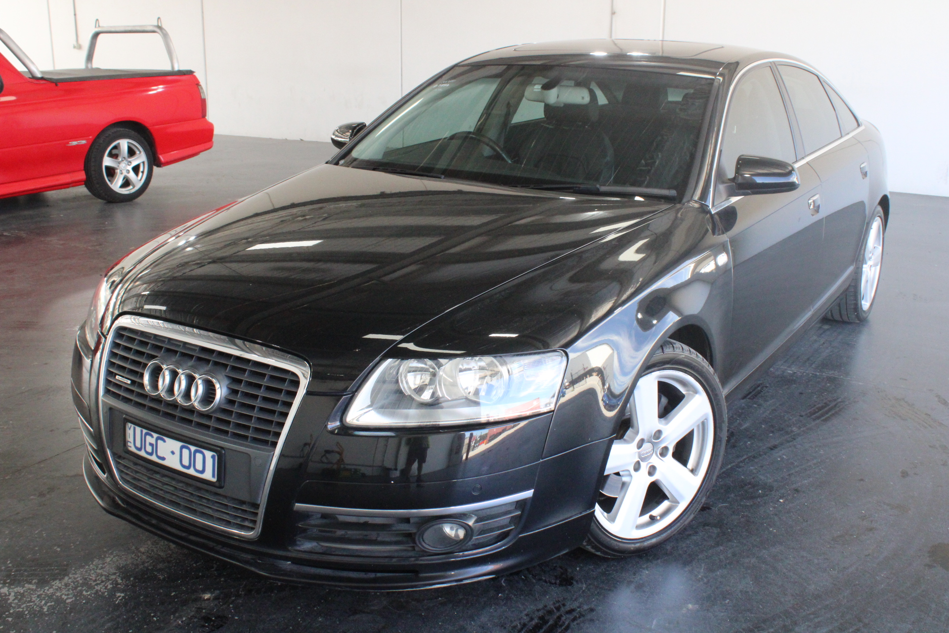 2006 Audi A6 3.0 TDi Quattro C6 T/D Auto Sedan RWC issued 08/02/2021
