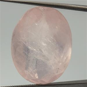 33.95ct Rose Quartz
