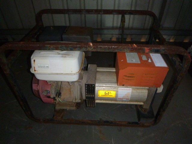 Powermate 7KvA Portable Generator / Welder