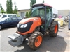 2011 Kubota M8540 Tractor Narrow Wheel Base