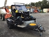 2018 BRP 800 Rotax Power 4WD Quad Bike with Trailer