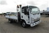2015 Isuzu NPR 4 x 2 Tray Body Truck with 39,063 km's