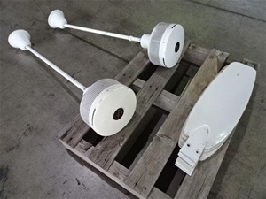 A Quantity of 2x 3 blade Ceiling Fans