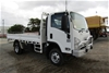 2014 Isuzu NPS 300 4 x 4 Tray Body Truck with 63,104 km's