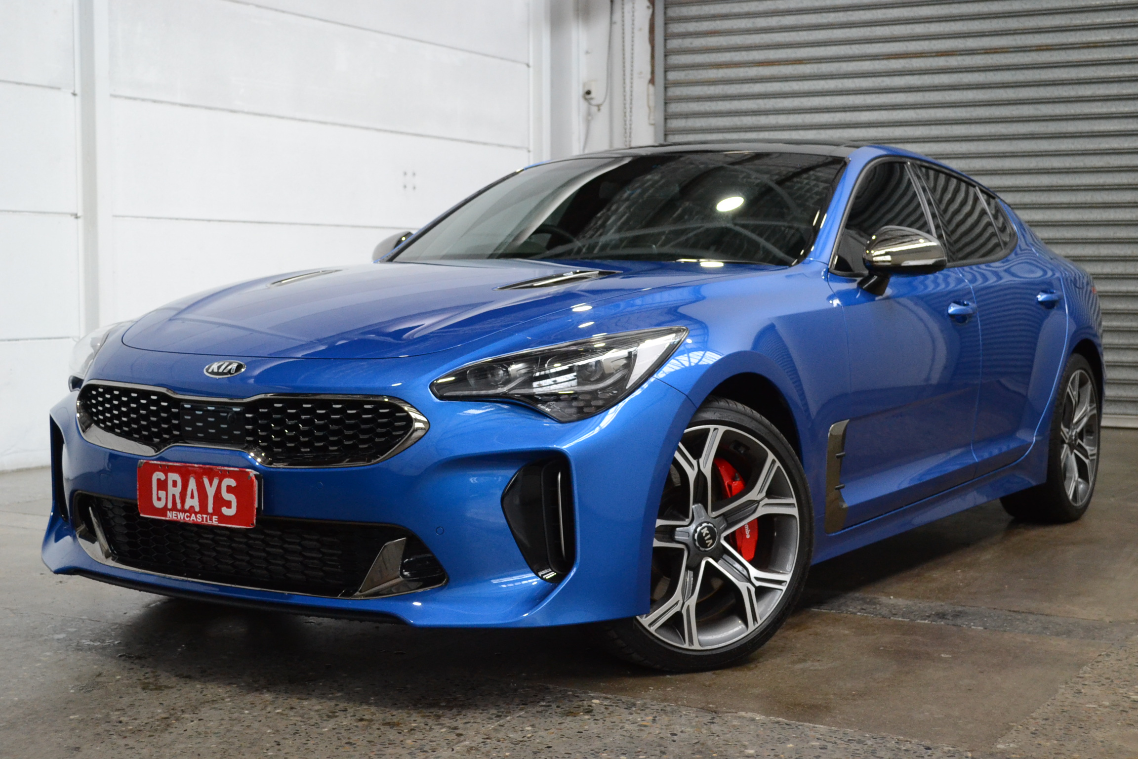 2019 Kia STINGER GT Night Sky Edition Automatic - 8 Speed Sedan