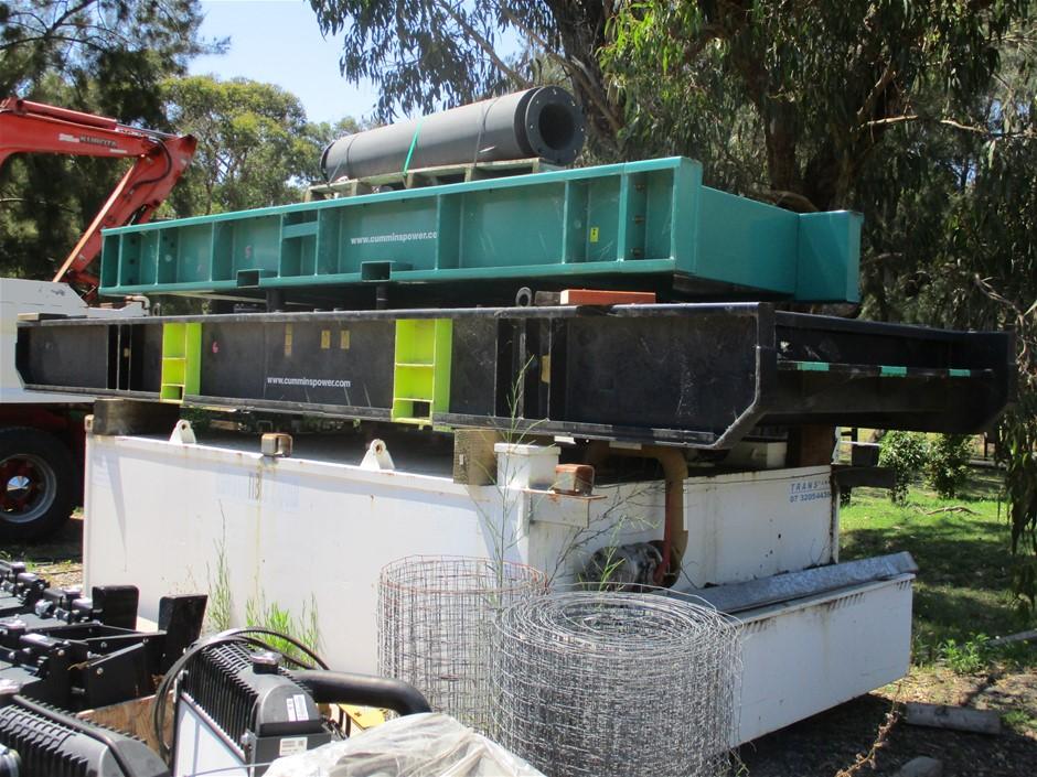 Steel Generator Platform