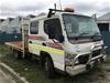 <p>2007 Mitsubishi Fuso Canter FE84P 4 x 2 Tray Body Truck</p>