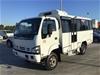 <p>2007 Isuzu NPS 300 4 x 4 Bus</p>