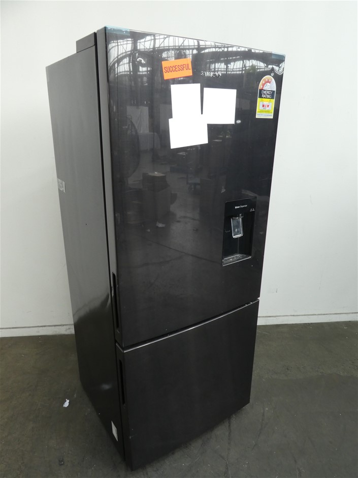 Samsung SRL452DBLS 455L Black Bottom Mount Refrigerator