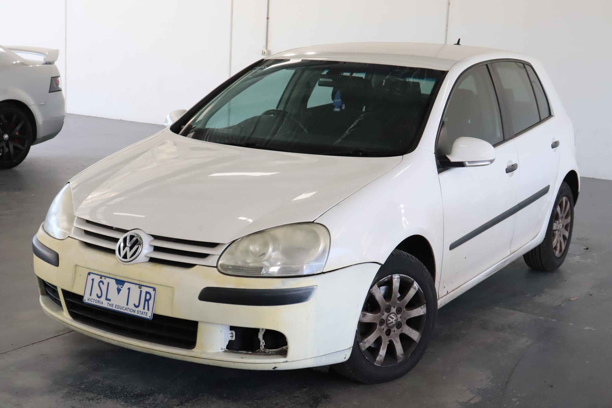 2006 Volkswagen Golf 2.0 TDI Comfortline 1k T/Diesel Automatic Hatchback