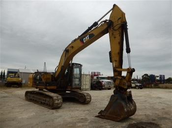 Caterpillar 324DL Hydraulic Excavator