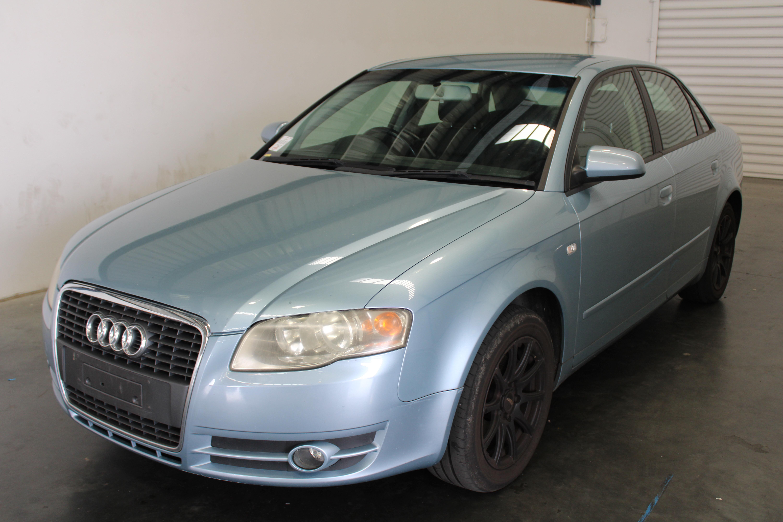 2005 Audi A4 2.0 B7 Automatic Sedan 158,395km