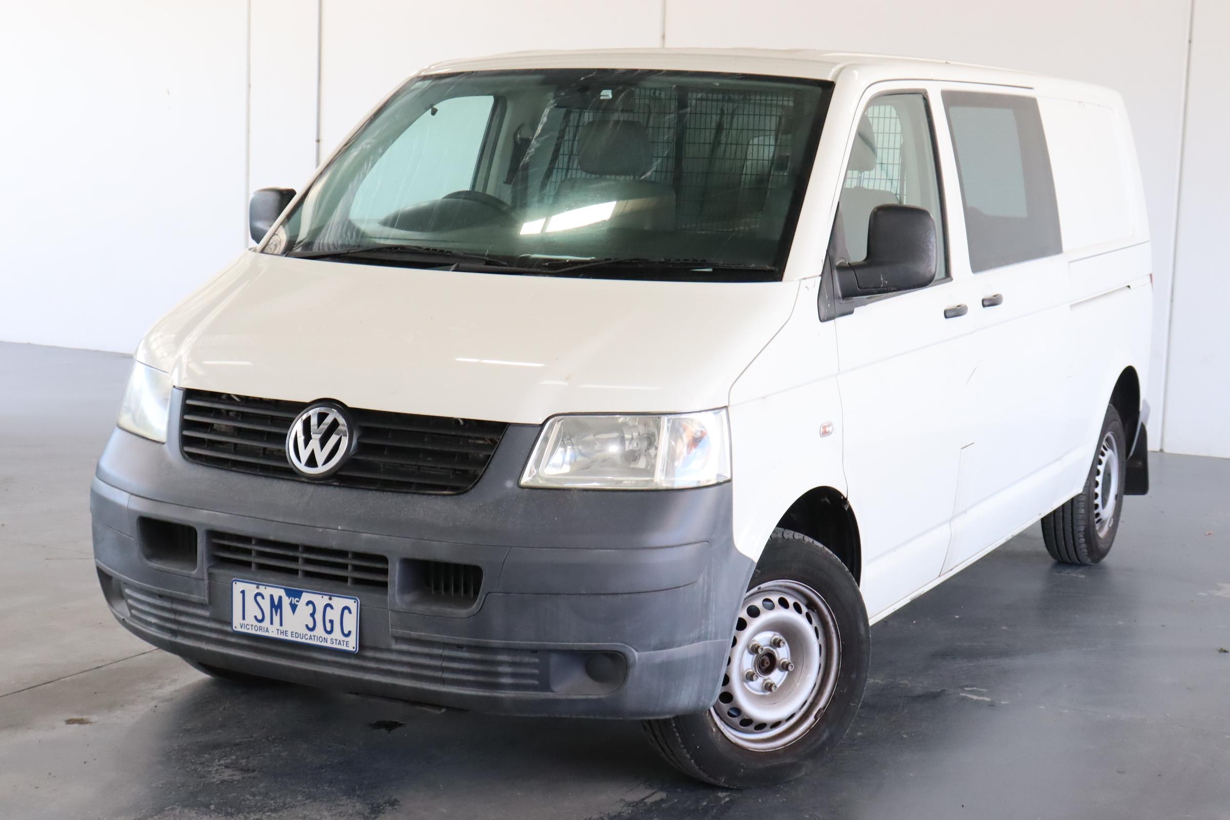2010 Volkswagen Transporter (LWB) T5 Turbo Diesel Automatic Van