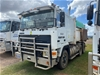 1991 Volvo F16 6 x 4 Tipper Truck with Slide-In Water Tank