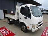 Unreserved Ex-Hire Truck, Air Compressor & Equipment