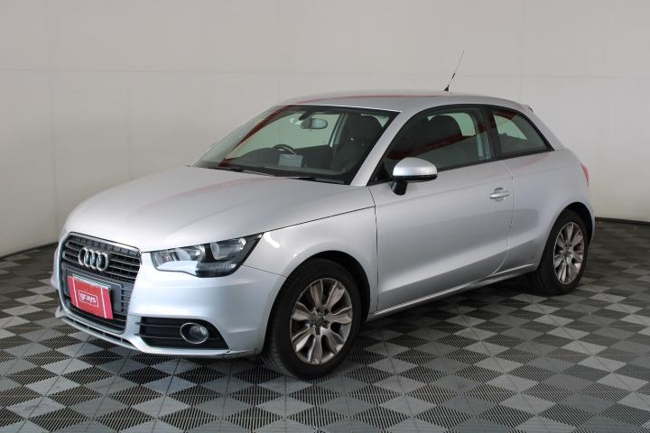 2011 Audi A1 1.4 TFSI Ambition 8X Automatic Hatchback