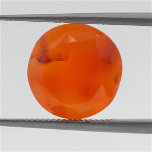 5.02ct Faceted Carnelian
