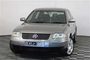2002 Volkswagen Passat V6 4Motion Automa