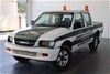 2000 Holden Rodeo LX R9 Manual Dual Cab