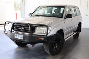 1999 Toyota Landcruiser (4x4) HZJ105R Tu