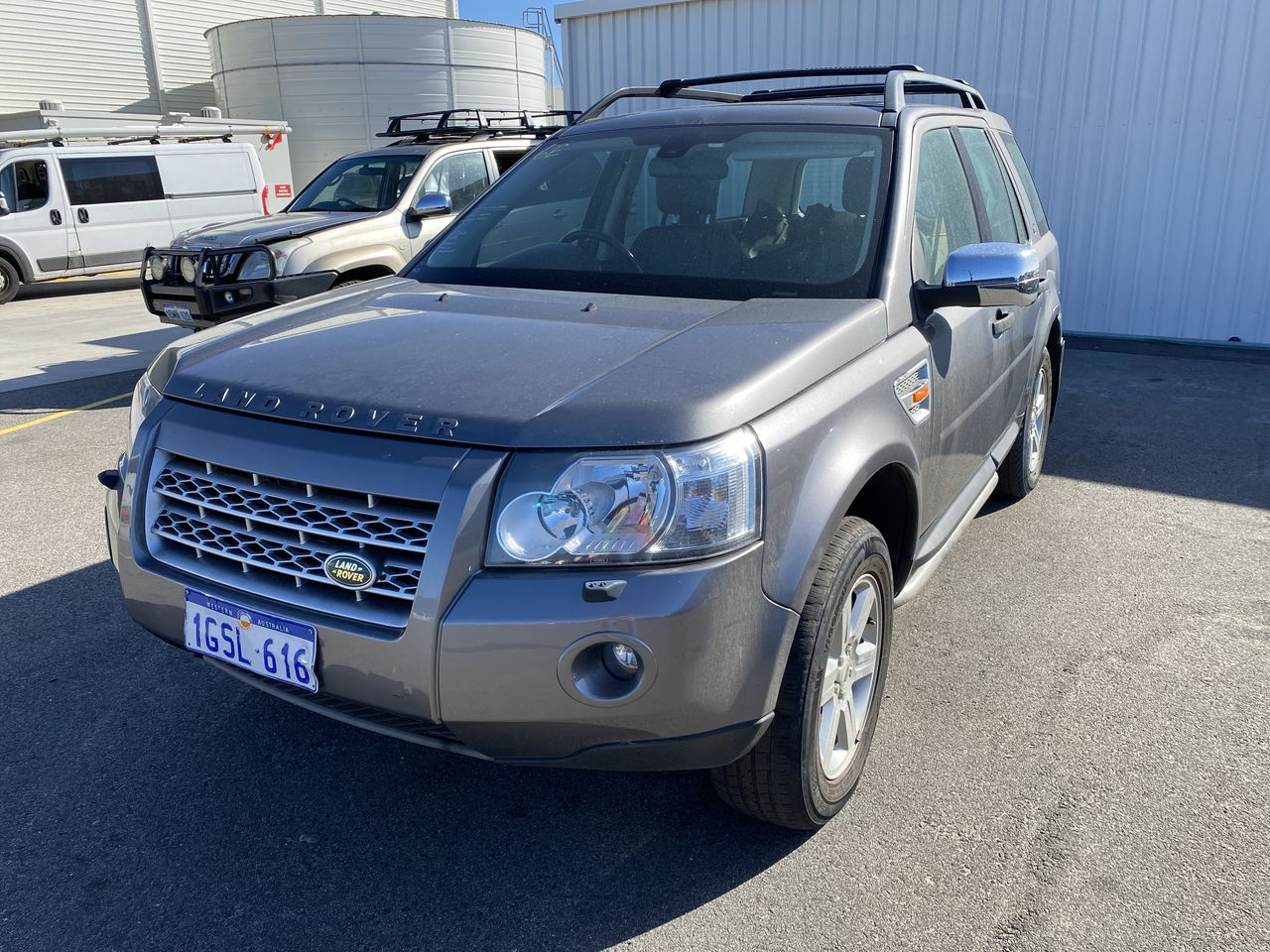 2008 Land Rover Freelander 2 SE TD4 (AWD) Turbo Diesel Automatic Wagon