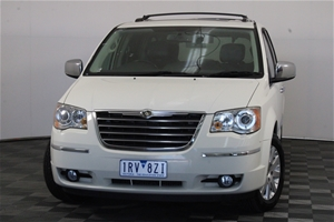 2010 Chrysler Grand Voyager Limited RT A