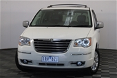 Unreserved 2010 Chrysler Grand Voyager Limited RT Automatic