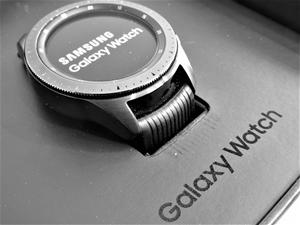 Samsung Galaxy Watch 42mm SM-R815F - Bla