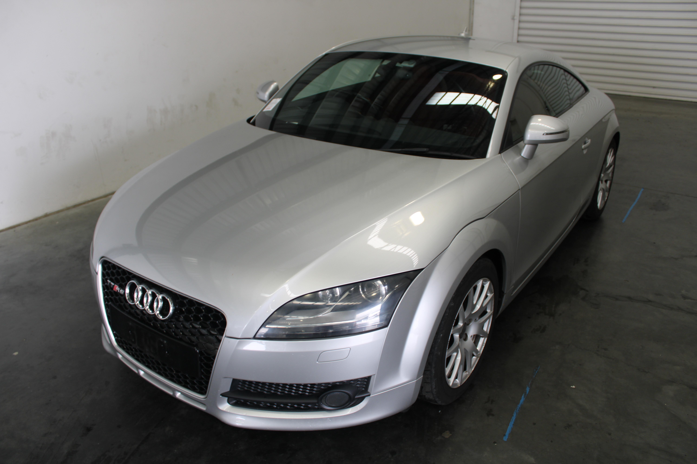 2008 Audi TT 2.0 TFSI Automatic Coupe