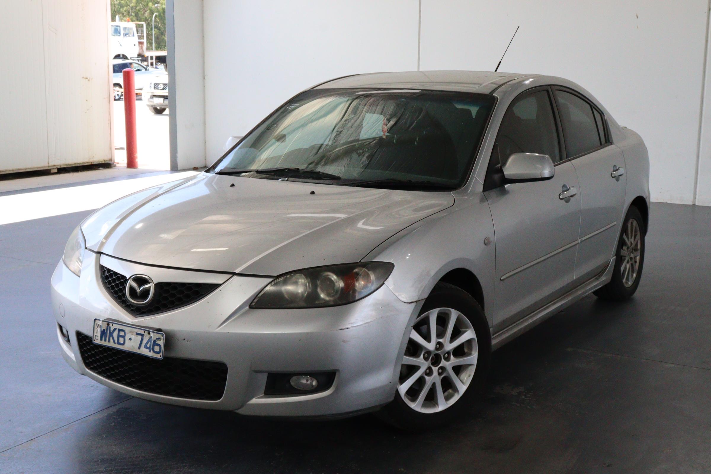 2008 Mazda 3 Maxx Sport BK Automatic Sedan