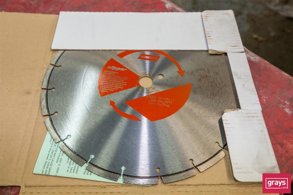 Norton Clipper 5094 Dimond Saw Blade (Unused)