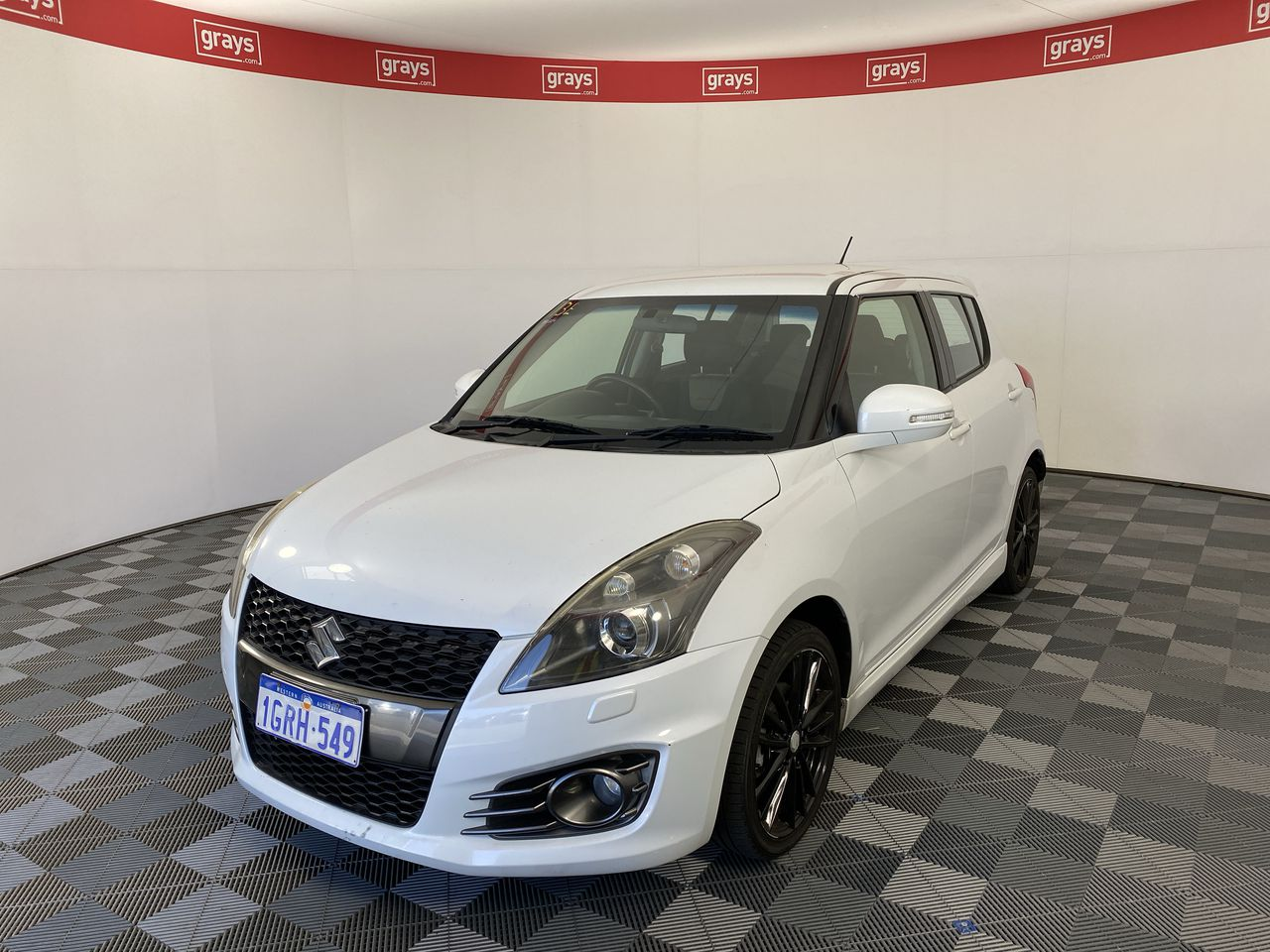 2012 Suzuki Swift Sport FZ Automatic Hatchback