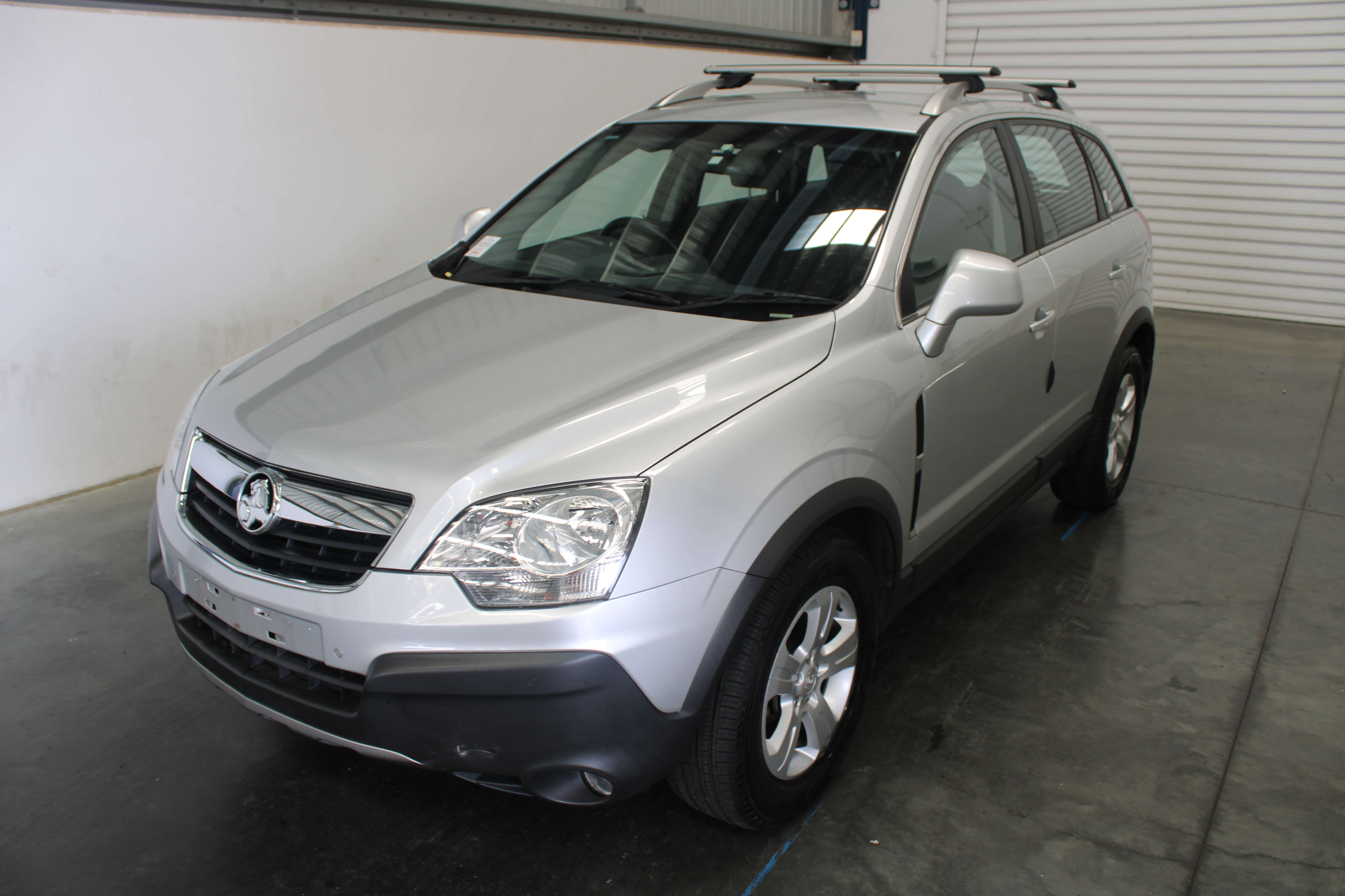 2010 Holden Captiva 5 (4x4) CG Automatic Wagon