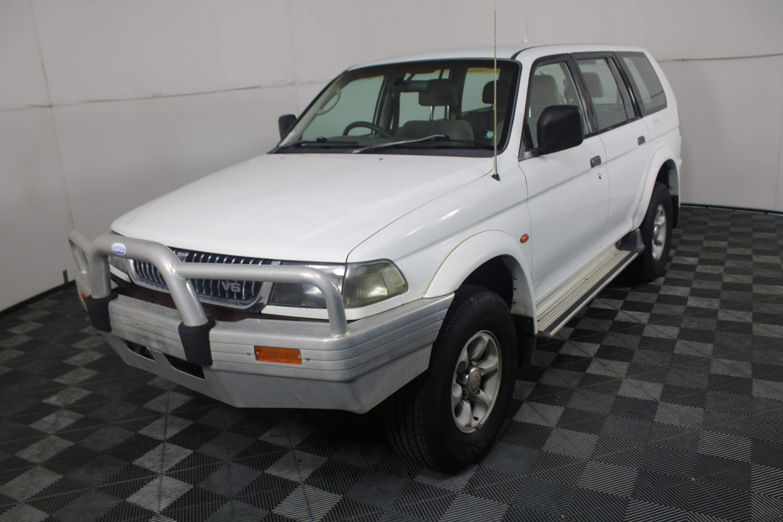 1999 Mitsubishi Challenger (4x4) PA Automatic Wagon