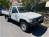 1998 Toyota Hilux 3.0d 4WD Cab Chassis 114,018 km's (Service History)
