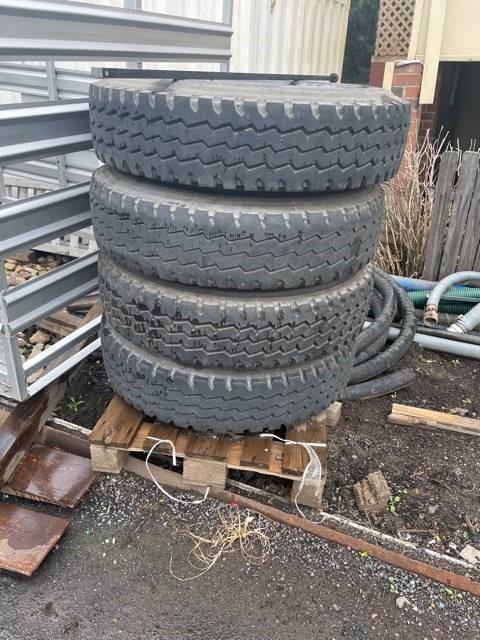 4x Tyres