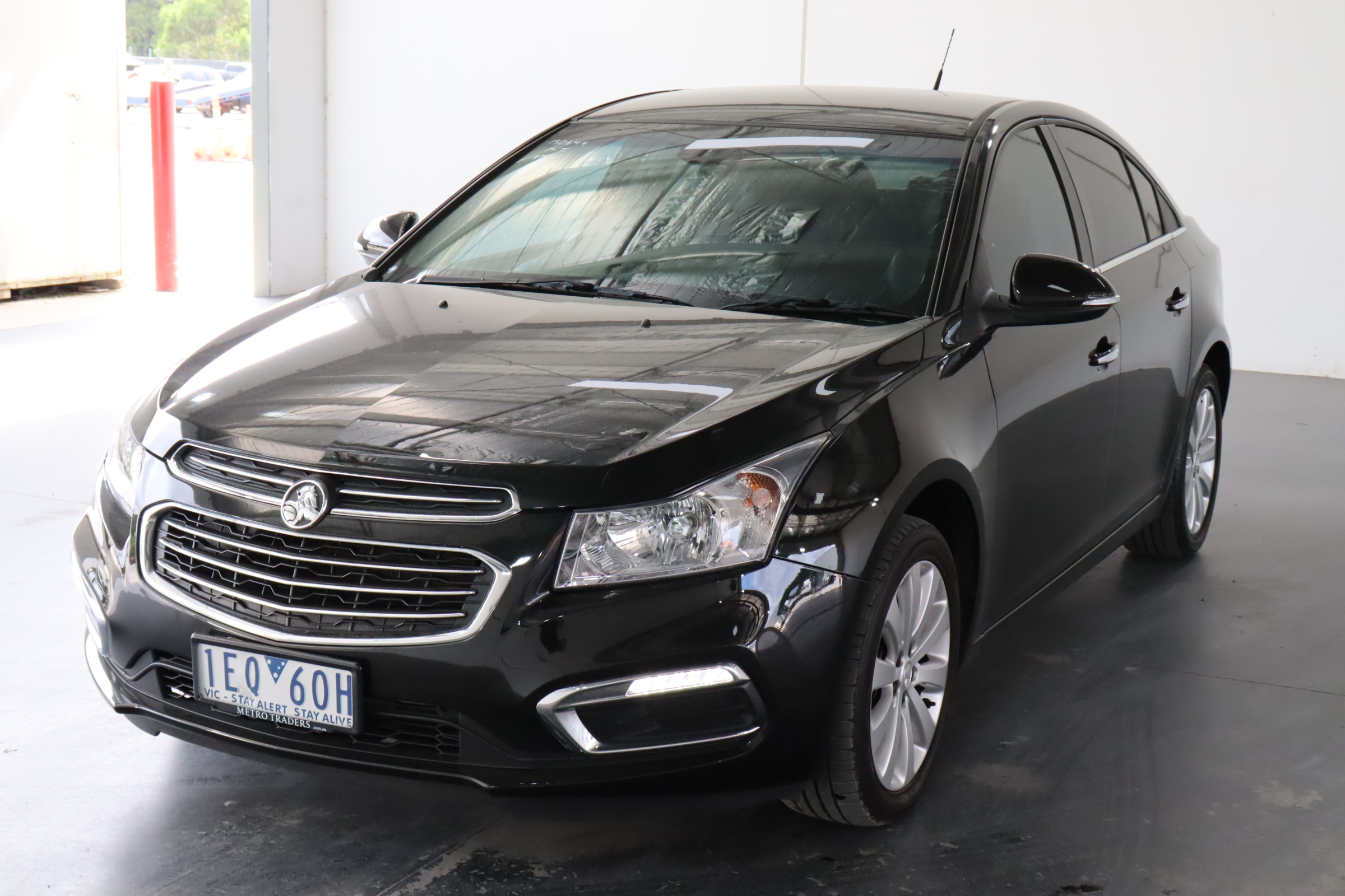 2015 Holden Cruze CDX JH Automatic Sedan