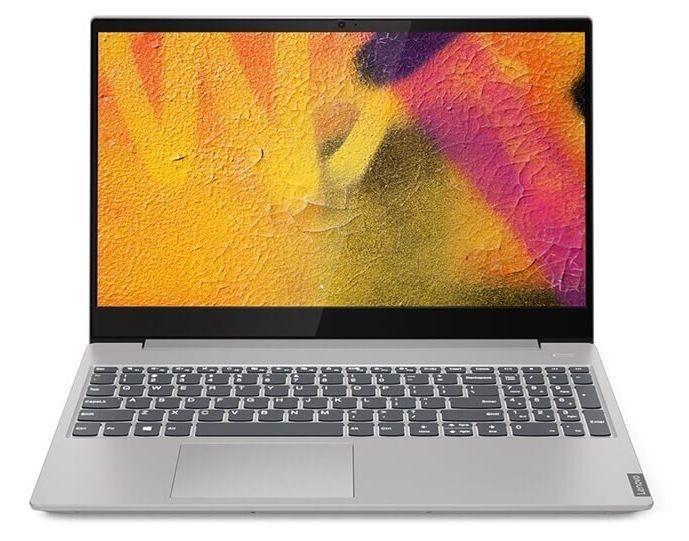 Lenovo IdeaPad S340-15IIL 15.6-inch Notebook, Silver