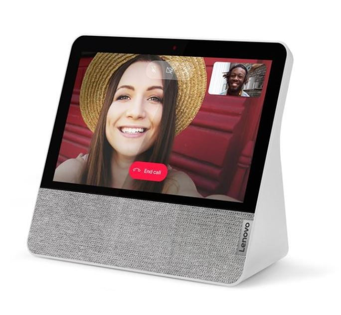 Lenovo Smart Display 7 with Google Assistant