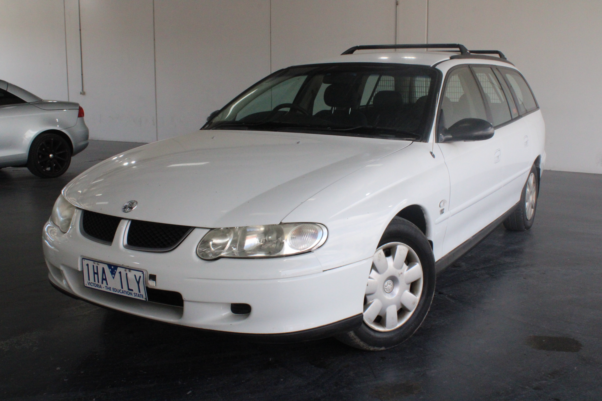2002 Holden Commodore Acclaim VX Automatic Wagon