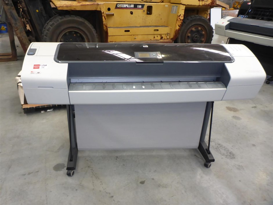 HP (Designjet T1100PS) Plotter