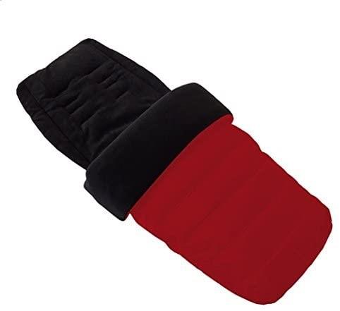 BABY JOGGER Universal Foot Muff, Crimson. (SN:B00JPHIL3W) (279351-557)