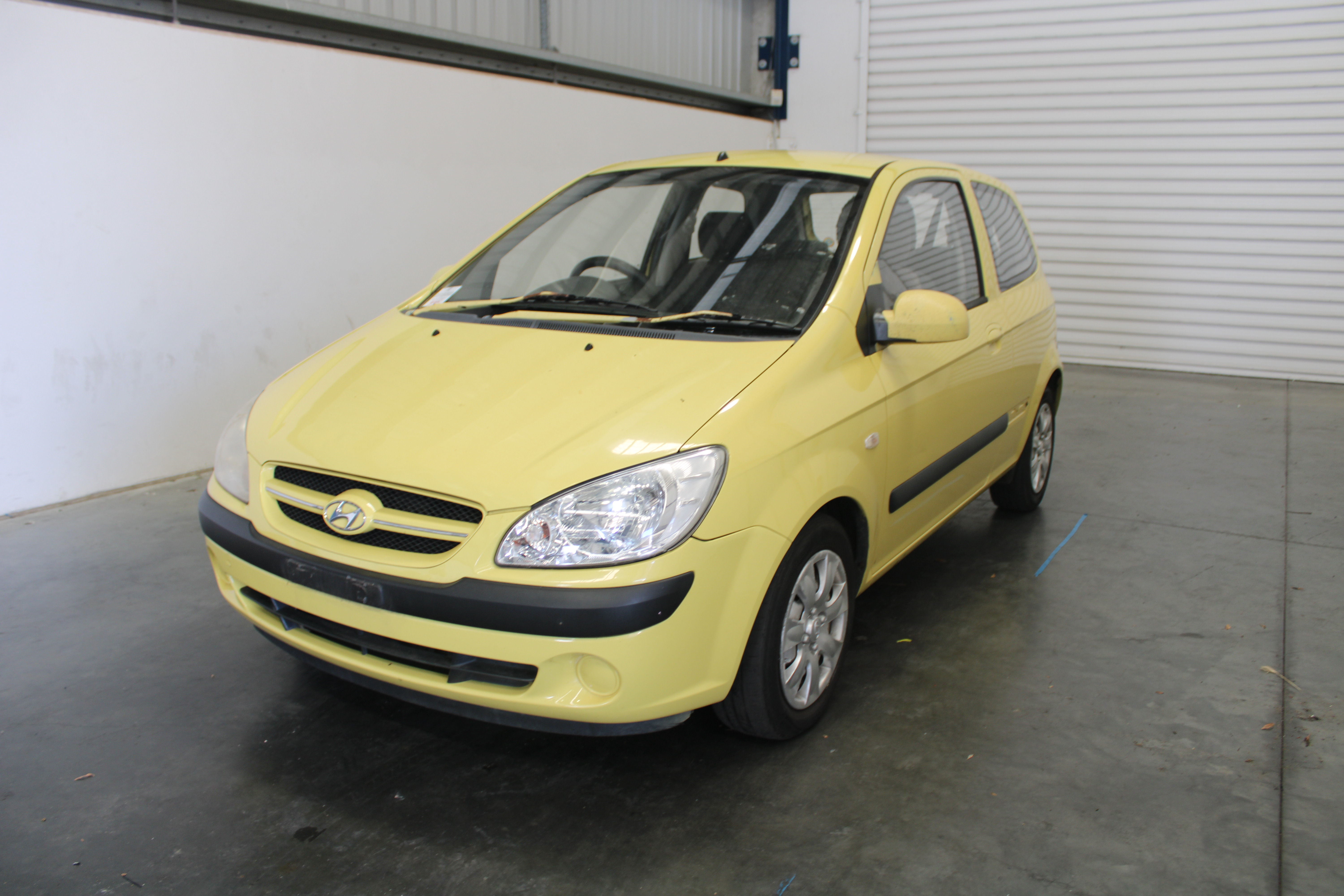 2006 Hyundai Getz 1.6 TB Manual Hatchback