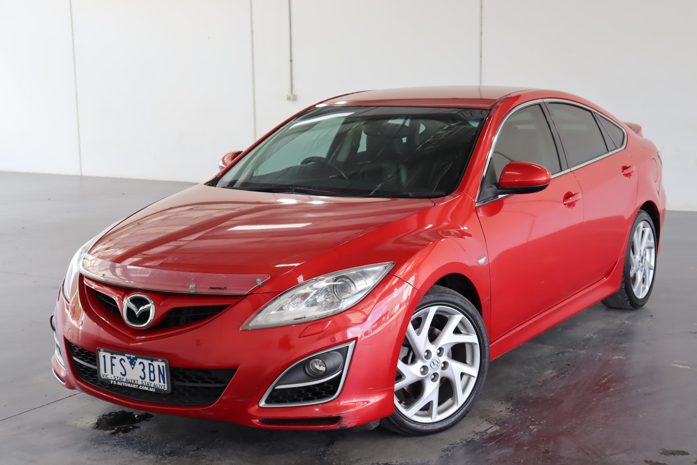 2011 Mazda 6 Sport Diesel GH Turbo Diesel Manual Hatchback