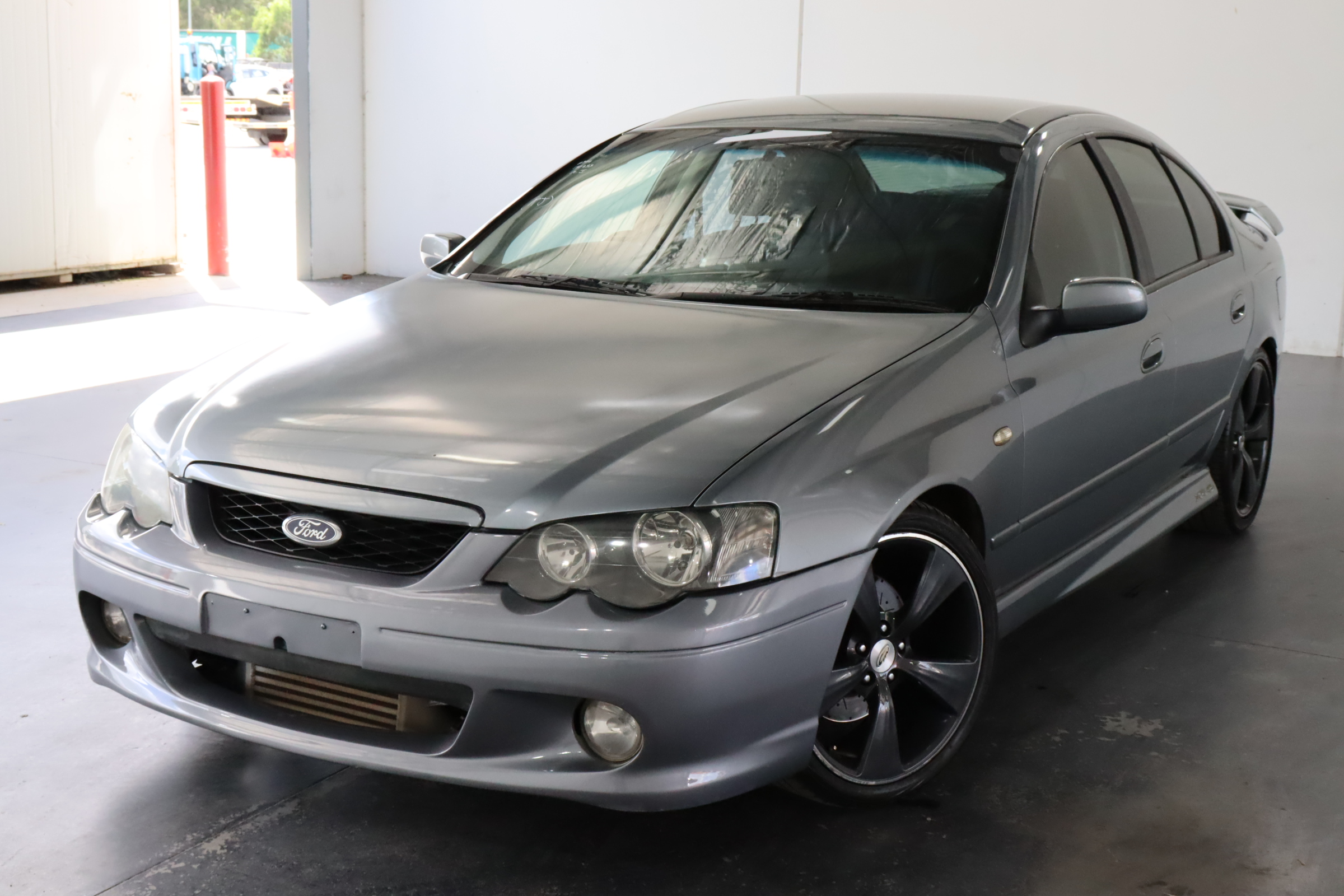 2005 Ford Falcon XR6T Turbo BA MKII Automatic Sedan