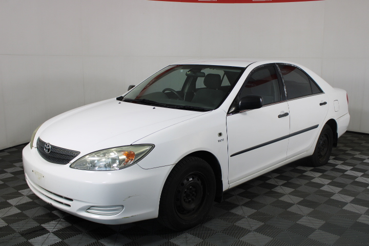2002 Toyota Camry Altise ACV36R Automatic Sedan