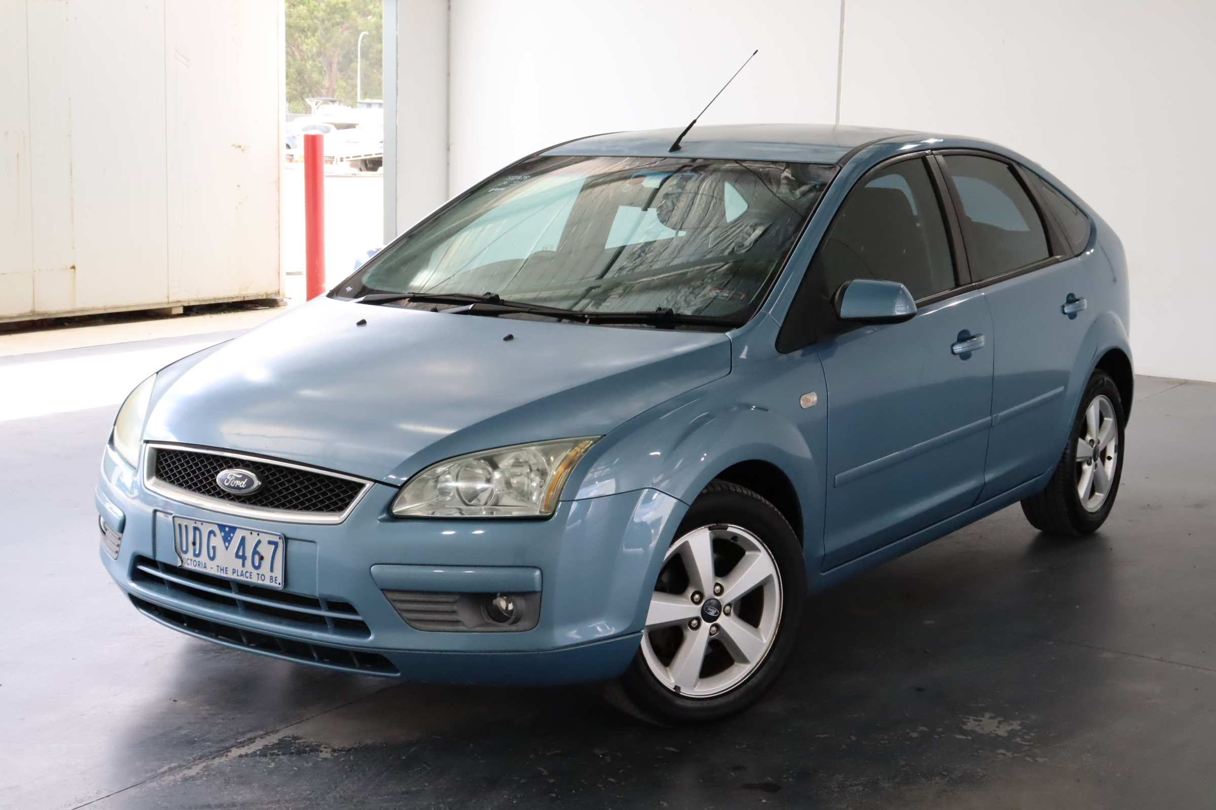 2006 Ford Focus LX LS Automatic Hatchback