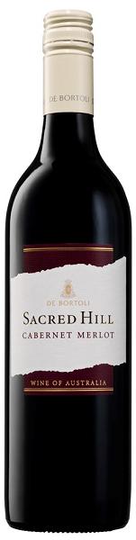 De Bortoli `Sacred Hill` Cabernet Merlot 2019 (12 x 750mL), Riverina, NSW