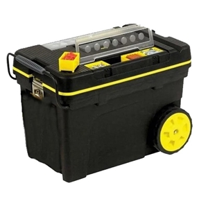 STANLEY Mobile Tool Chest With Organiser