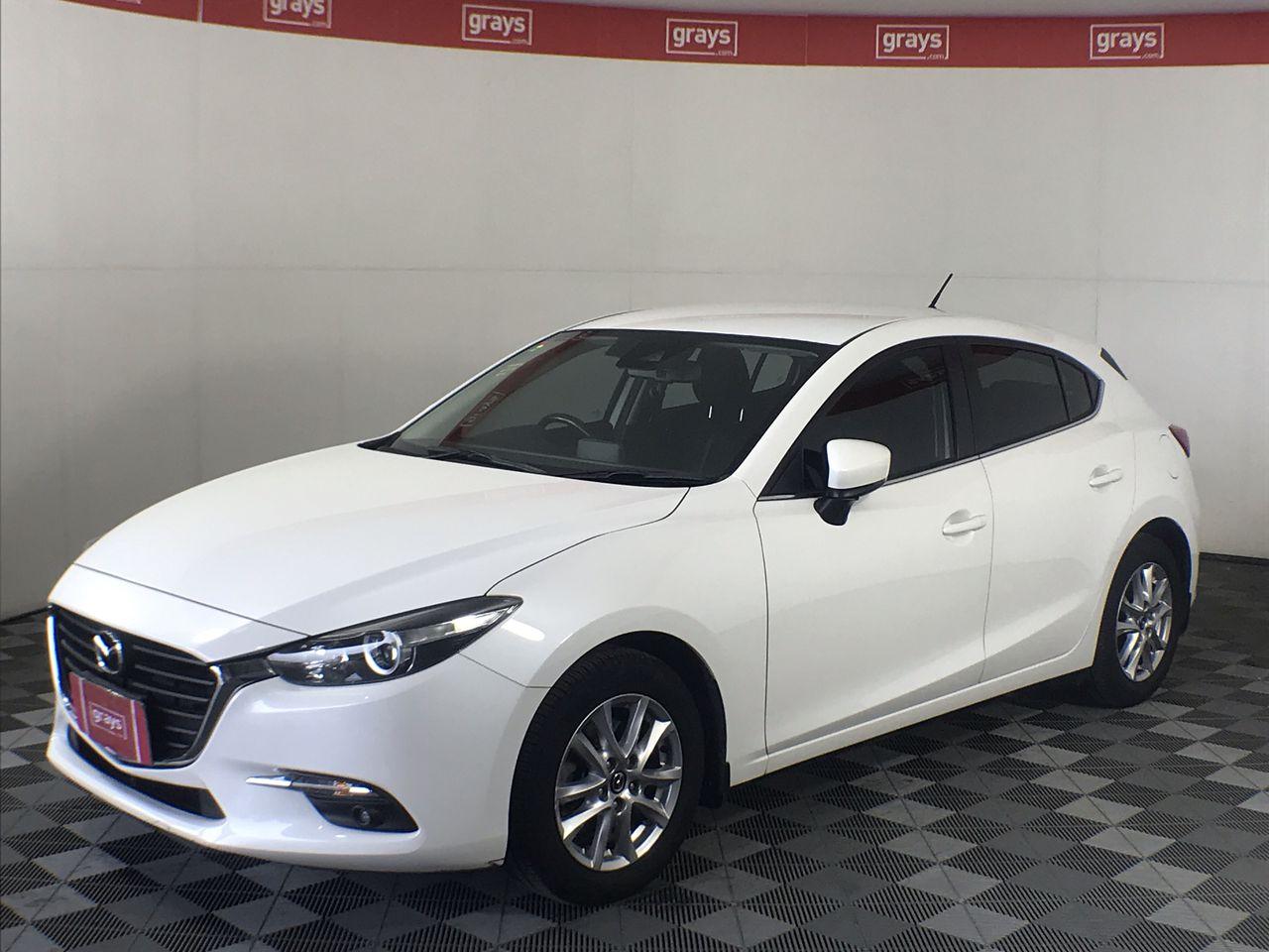 2016 Mazda 3 Maxx BN 6auto Hatchback